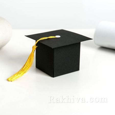 Малки кутийки за подаръчета, кутийки за дипломиране 1 бр, 60х60х60 мм