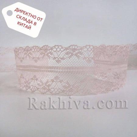 Дантела Винтидж ролка, винтидж розово ( 40/300/44)