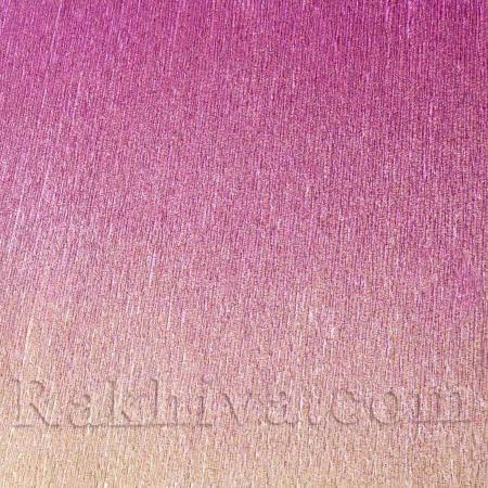 Луксозна крепирана хартия (Италия Cartotecnica rossi), лила,сребро  802/1