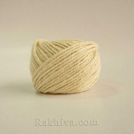 Канап, натурален шнур бяло