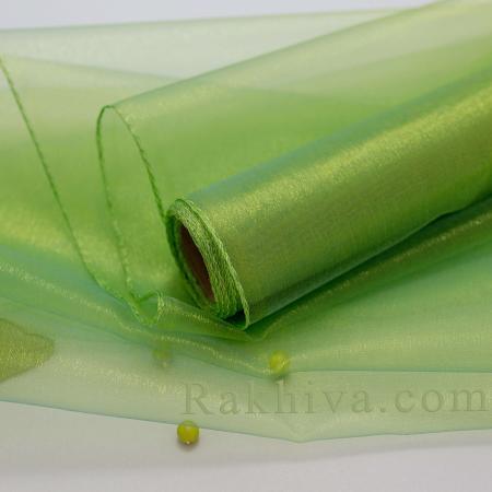 Органза на кашон, резеда 49 см (49/10/3661) над 50 броя