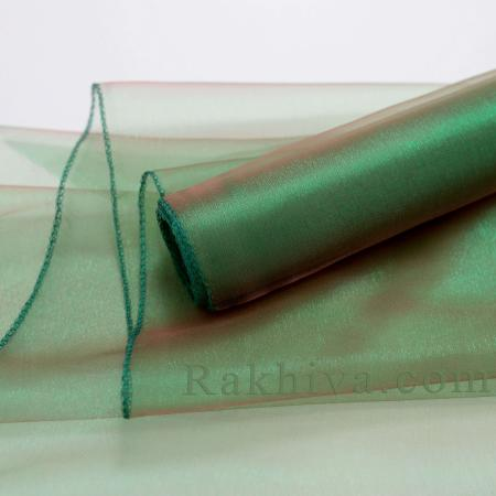 Органза на кашон, т. зелено 49 см (49/10/3665) над 50 броя