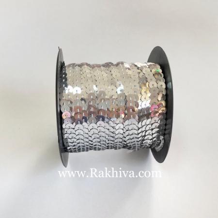 Сребърни пайети с лазерно покритие