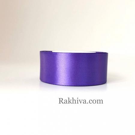 Панделка сатен - виолетово, 1 ролка 37 мм/ 22.80 м (37/25/2394)