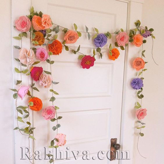 Декорация-с-цветя