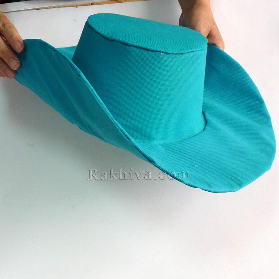 Как се прави моден аксесоар – лятна дамска шапка