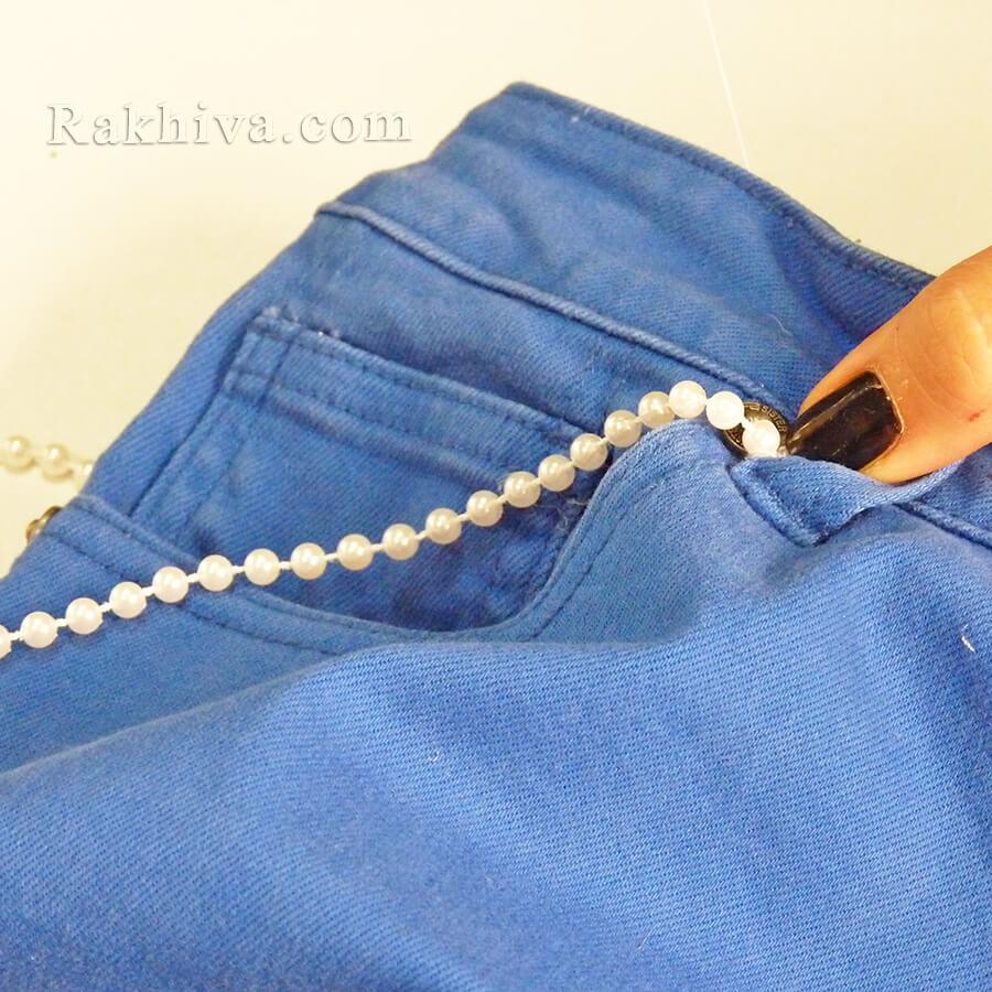 От нищо нещо: идеи за декорация на къси дамски дънки