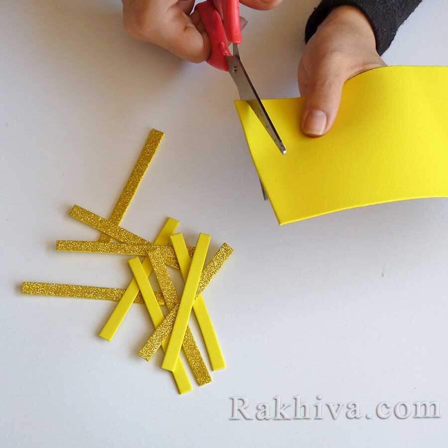 Как се прави коледна декорация в последния момент
